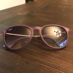 Purple Ray-Ban